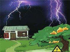 防雷检测公司浅谈雷电致灾对城市与农村的影响